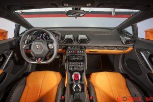 Interni Lamborghini Huracan 2014 07