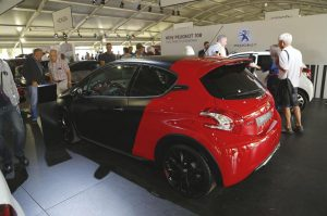 peugeot 208 GTi 30th goodowood