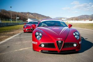 Alfa Romeo Guida Sicura 1