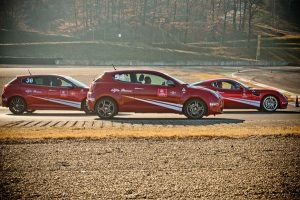 Alfa Romeo Guida Sicura 3