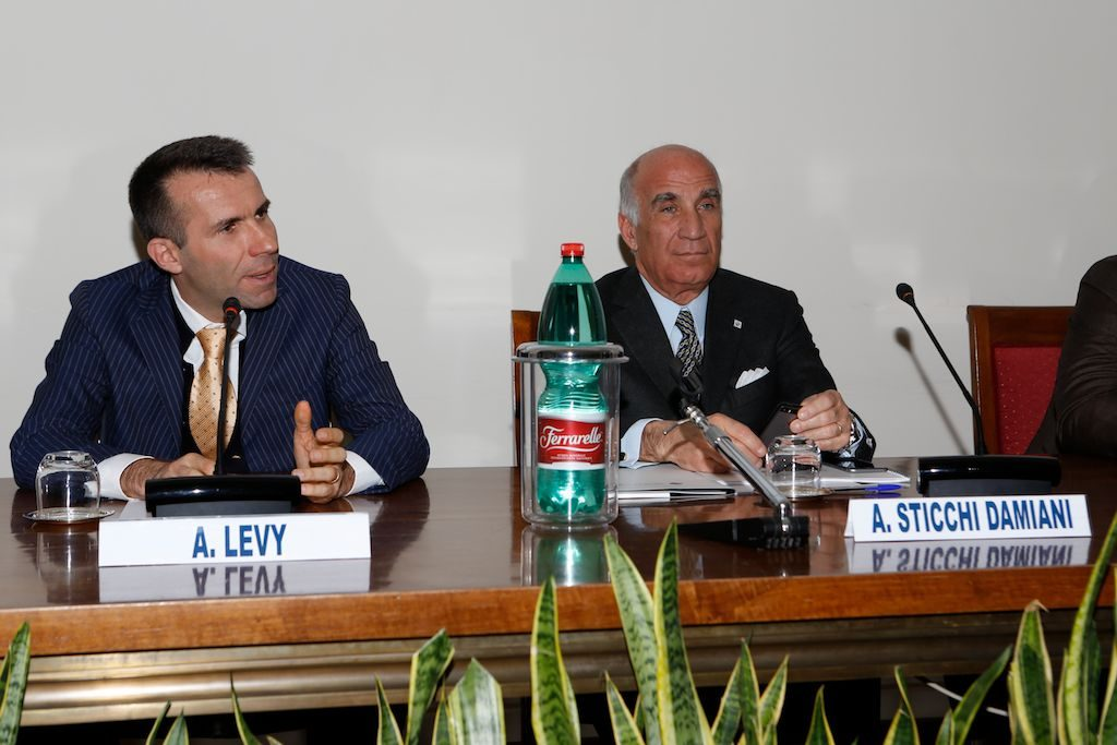 Andrea Levy - Angelo Sticchi Damiani