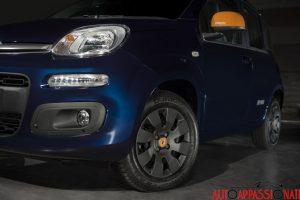 Fiat Panda K-Way 2015