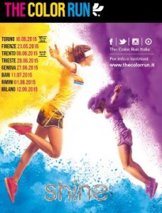 The Color Run 2015 Locandina