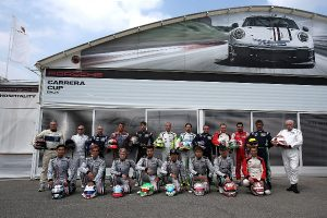 Monza Piloti