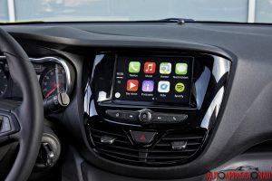Opel KARL - Apple CarPlay