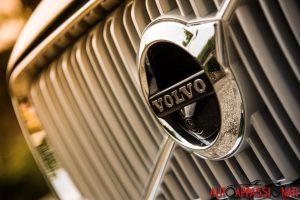 Volvo xc90 badge