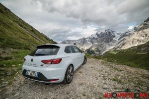 The CUPRA Road - Seat Leon Cupra