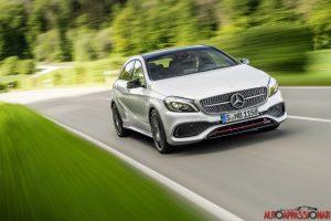 Mercedes A 03