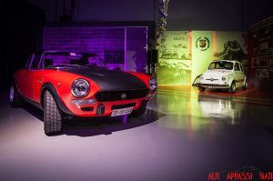 Officine Abarth Classiche 2015