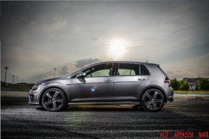 VW Golf R 2