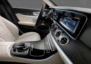 Mercedes Benz Classe E Design Insight 17