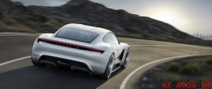 Porsche MissionE 02