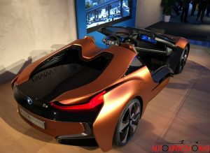BMW iVision Future Interaction