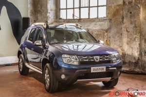 Dacia Duster Family Edition 2016