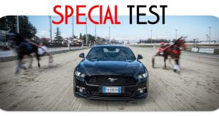 Ford Mustang special test