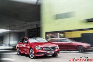 Mercedes-Benz Classe E Prova su strada