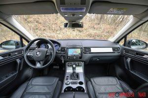 Volkswagen Touareg - Interni