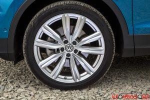 Cerchi nuova Volkswagen Tiguan