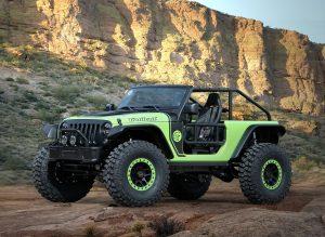 Easter Jeep Safari Concept Cars