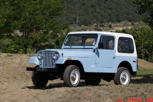 AMC Jeep CJ 7 1979