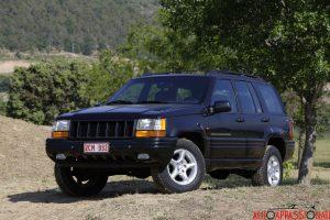 Jeep Grand Cherokee XJ 1998