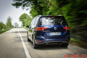 VW touran int5