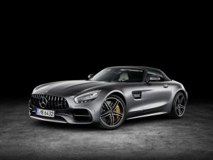AMG GT Roadster 1