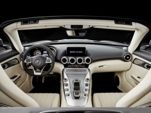 AMG GT Roadster 3