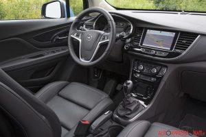 Opel Mokka X interni