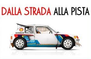 Peugeot modelli stradali pista