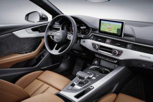 Audi A5 Interni