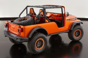 Jeep CJ66 Mopar 2