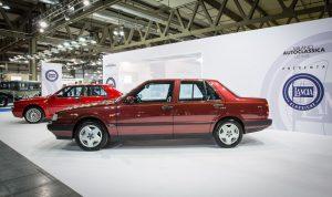 Stand Lancia Milano AutoClassica 2