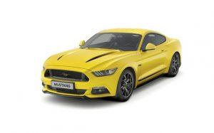 Mustang Black Shadow