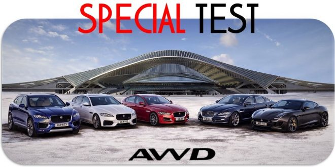 Special Test Jaguar AWD 2016