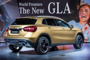 Mercedes GLA Facelift 2017 2