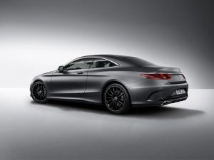 Mercedes Benz Classe S Coupe Night Edition