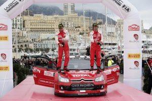 Montecarlo 2008 Loeb vittoria