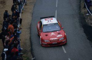 Xsarakit car Tour de Corse