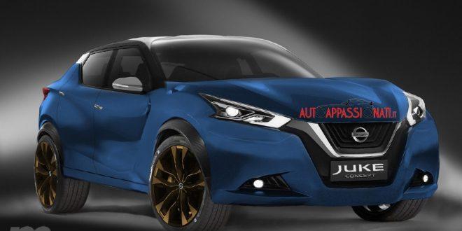 Nissan Juke 2020, ricostruzione by Motor.es