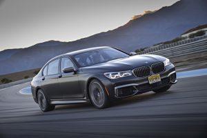 BMW 740Li design