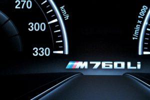 BMW 740Li fondoscala