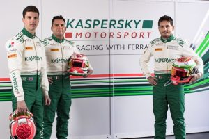 Kaspersky Motorsport Season Preview 2017