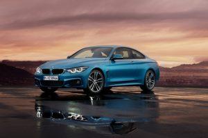 Nuova BMW Serie4 M4