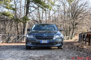 SKoda Superb Executive Design