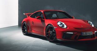 Pneumatici Dunlop Sport Race Maxx 2 per la nuova Porsche 911 GT3