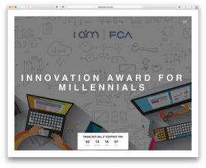 Innovation Award Millennials