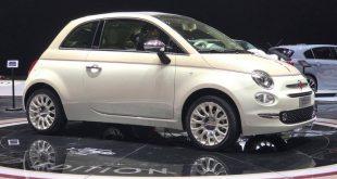 Fiat 500 Serie Speciale 60° anniversario