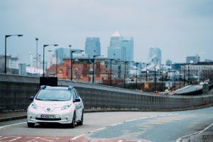 La guida autonoma di Nissan è arrivata in Europa