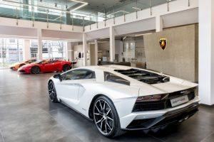 Nuova concessionaria Lamborghini